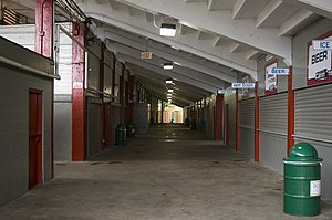 Nickerson Field - Image: BU Nickerson Concourse