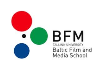 Baltic Film and Media School - Image: Baltic Film and Media School logo