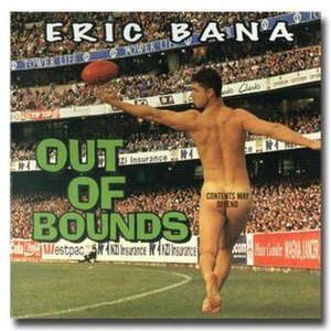 Out of Bounds (Eric Bana album) - Image: Bana Outof Bounds
