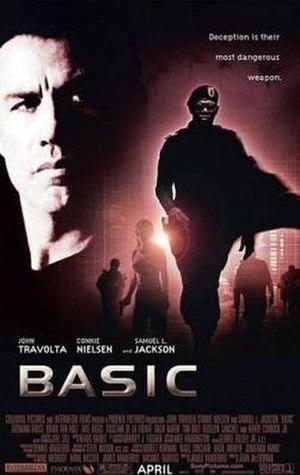 Basic (film) - Basic film poster