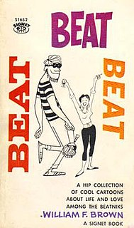 media stereotype based on characteristics of the Beat Generation