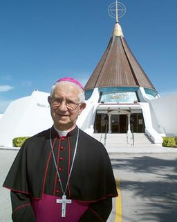 Agustin Roman Catholic bishop