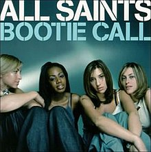 All Saints — Bootie Call (studio acapella)