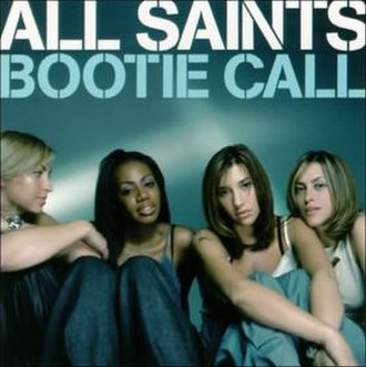 Bootie Call - Image: Bootie Call Cover