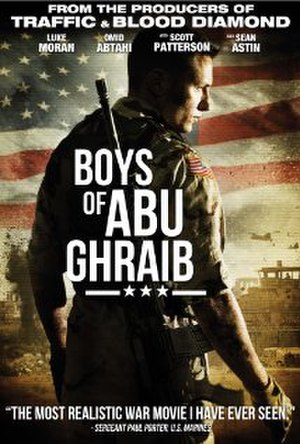 Boys of Abu Ghraib - Theatrical release poster