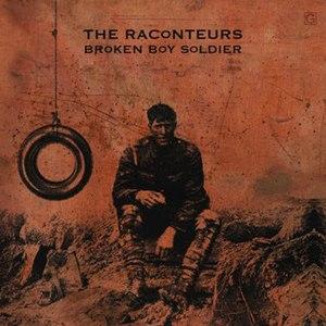 Broken Boy Soldier (song)