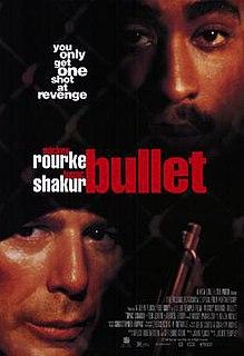 <i>Bullet</i> (1996 film) 1996 American crime drama film directed by Julien Temple