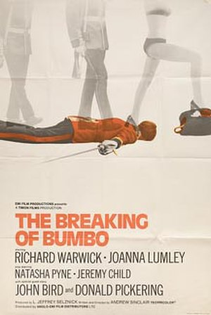 The Breaking of Bumbo - Original movie poster