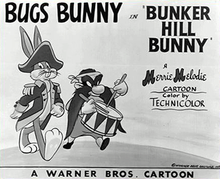 Bunker Hill Bunny Wikipedia