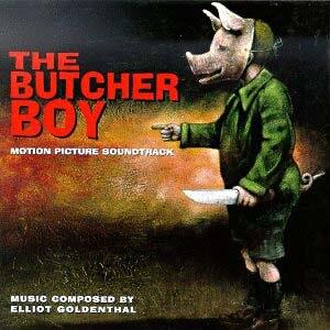 The Butcher Boy (soundtrack) - Image: Butcher boy OST elliot goldenthal
