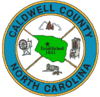 Official seal of Caldwell County