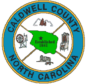 Caldwell County, North Carolina - Image: Caldwellcountyseal