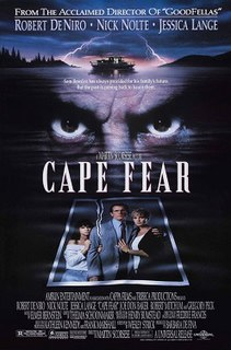 <i>Cape Fear</i> (1991 film) 1991 film by Martin Scorsese