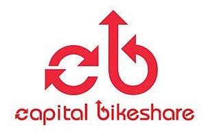 Capital Bikeshare - Image: Capital Bikeshare Logo