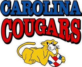 Carolina Cougars basketball team