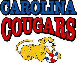 Carolina Cougars - Image: Carolina Cougarslogo