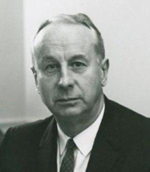 Carroll Vincent Newsom - Official NYU Portrait