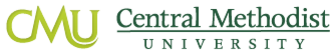 Central Methodist University - Image: Central Methodist University Logo