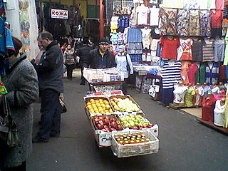 2006 Moscow market bombing