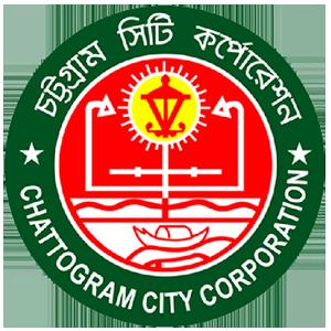 Chittagong City Corporation - Image: Chittagong City Corporation Logo