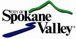 Official logo of City of Spokane Valley, Washington