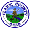 Official seal of Clark County