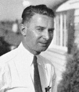 Cliff Henderson - Image: Cliff Henderson (Clifford William, 1895 1984)