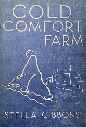 Cold Comfort Farm - First edition