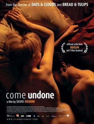 Come Undone (film) - Image: Come Undone