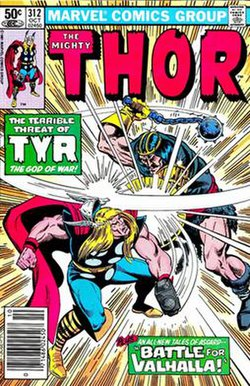 Cover of The Mighty Thor -312.jpg