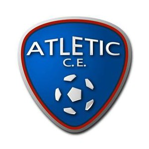 Atlètic Club d'Escaldes - Image: Crest Atletic Escaldes