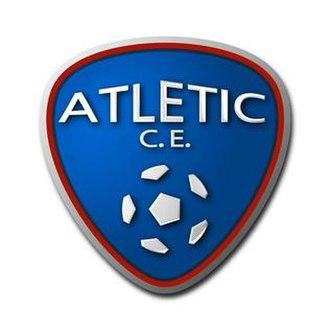 Atlètic Club d'Escaldes - Image: Crest Atletic Escaldes