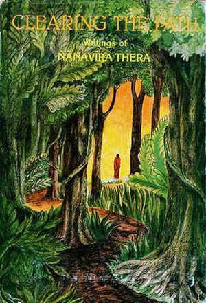 Nanavira Thera - Cover of Clearing the Path.