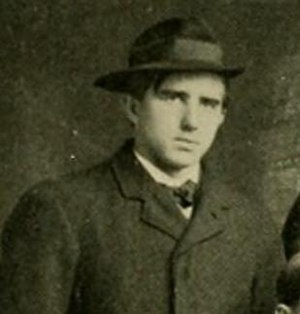 D. John Markey - Markey at Maryland Agricultural in 1902