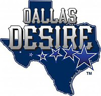 dallas desire lfl logo