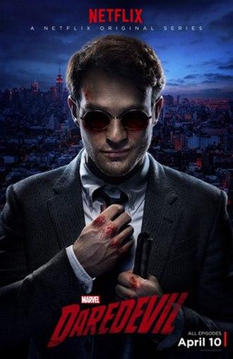 Daredevil (season 1) - Promotional poster
