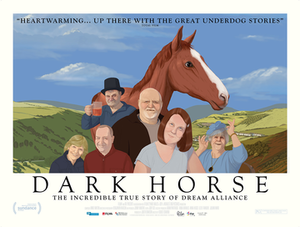 Dark Horse: The Incredible True Story of Dream Alliance - Film poster