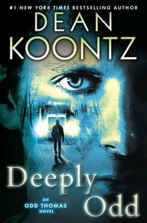 Deeply Odd - Image: Deeply Odd Cover