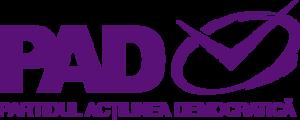 Democratic Action Party (Moldova) - Image: Democratic Action Party (Moldova) logo