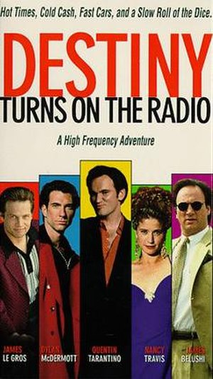 Destiny Turns on the Radio - VHS cover