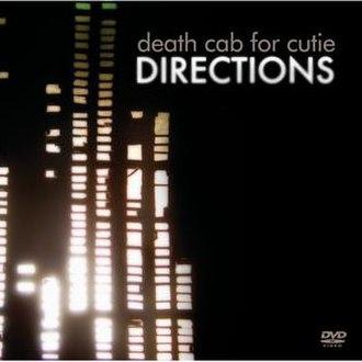 Directions: The Plans Video Album - Image: Directions The Plans Video Album cover