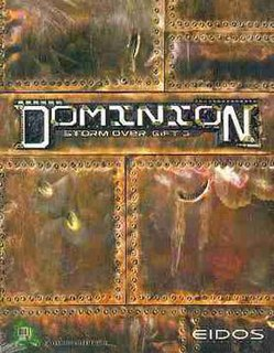 <i>Dominion: Storm Over Gift 3</i> 1998 video game