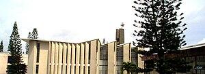 Divine Word Seminary - Image: Dwschapel 1