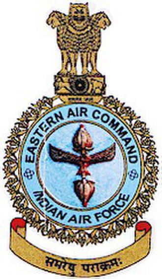 Eastern Air Command (India) - Emblem of the Eastern Air Command