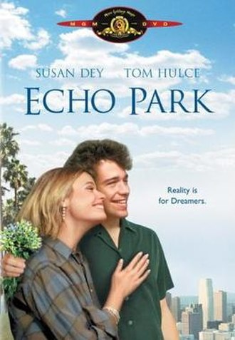 Echo Park (film) - DVD cover