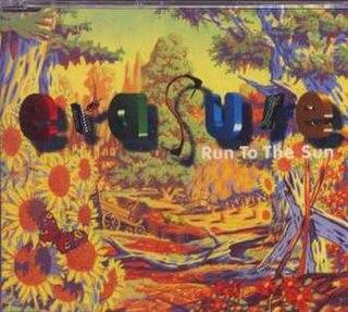 Run to the Sun 1994 single by Erasure