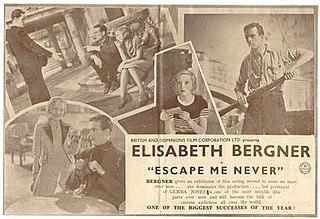 <i>Escape Me Never</i> (1935 film)
