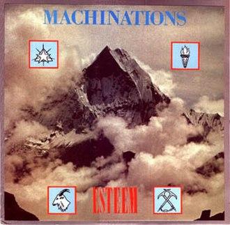Esteem (album) - Image: Esteem (Machinations album cover art)