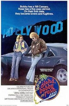 Film Poster por Aloha, Bobby kaj Rose.jpg