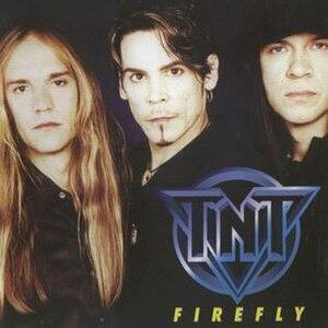 Firefly (TNT album) - Image: Firefly TN Talbum